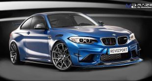 RevoZport BMW M2 Raze F87 Coupe Tuning Carbon Bodykit 3 310x165 RevoZport Tuning Bodykit für den Mercedes A45 AMG