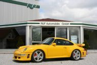 Ruf Turbo R Porsche 911 993 Tuning 11 190x127 RUF Turbo R   potenter Porsche 993 Klassiker mit bis zu 590PS
