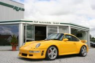 Ruf Turbo R Porsche 911 993 Tuning 12 190x127 RUF Turbo R   potenter Porsche 993 Klassiker mit bis zu 590PS