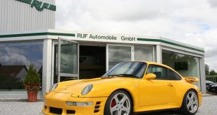 Ruf Turbo R Porsche 911 993 Tuning 12 310x165 RUF Turbo R   potenter Porsche 993 Klassiker mit bis zu 590PS