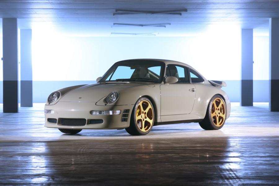 Ruf Turbo R Porsche 911 993 Tuning 9 RUF Turbo R   potenter Porsche 993 Klassiker mit bis zu 590PS