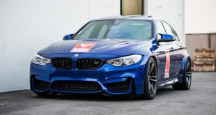San Marino Blue BMW F80 M3 Tuning 2 310x165 Sepangblaues Audi A5 RS5 Coupe auf HRE S101 Alufelgen
