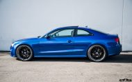 Sepangblaues Audi A5 RS5 Coupe Tuning HRE S101 Alufelgen 1 190x119 Sepangblaues Audi A5 RS5 Coupe auf HRE S101 Alufelgen