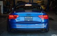 Sepangblaues Audi A5 RS5 Coupe Tuning HRE S101 Alufelgen 3 190x119 Sepangblaues Audi A5 RS5 Coupe auf HRE S101 Alufelgen