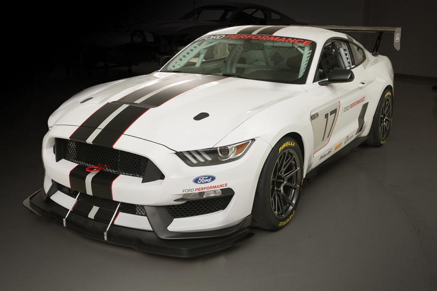 Shelby FP350S Ford Mustang GT350 Tuning 3 Racing   Ford Mustang Shelby GT350R als Shelby FP350S