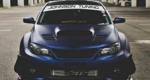 Subaru WRX Sti Widebody Tuning 310x165 Extremer Subaru WRX STi mit Widebody Kit by tuningblog