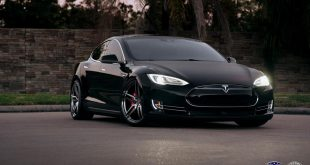 Tesla Model S Tuning EVS Motors Vossen HC 1 Felgen 4 310x165 Vossen Hybrid Forged VFS 5 Alus am EVS BMW M4 Coupe