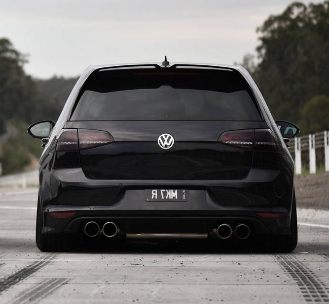 widebody vw golf mk7 r mit rs6 c7 avant details by tuningblog magazin. Black Bedroom Furniture Sets. Home Design Ideas