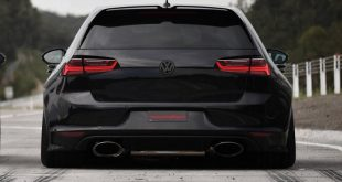 VW Golf MK7R Tuning Widebody RS6 C7 Avant 4 310x165 Widebody Audi A5 S5 Coupe mit schwarzen RS6 Scheinwerfern