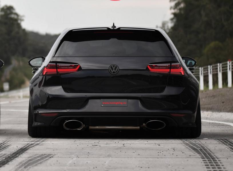 Widebody Vw Golf Mk7 R Mit Rs6 C7 Avant Details By