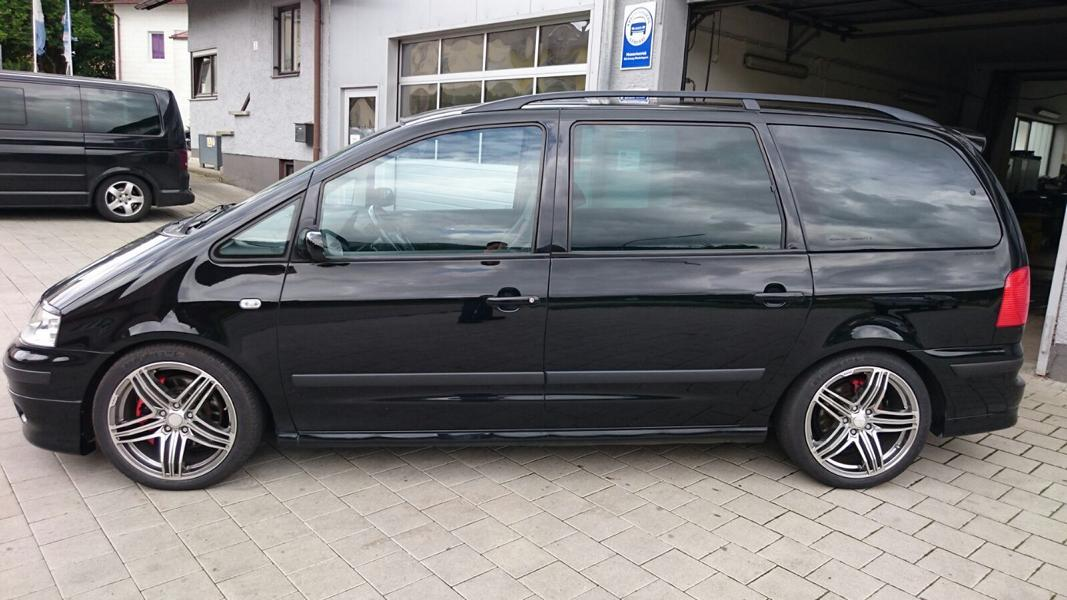 For Sale 440ps Vw Sharan 2 8 Turbo For 11 690 On Ebay