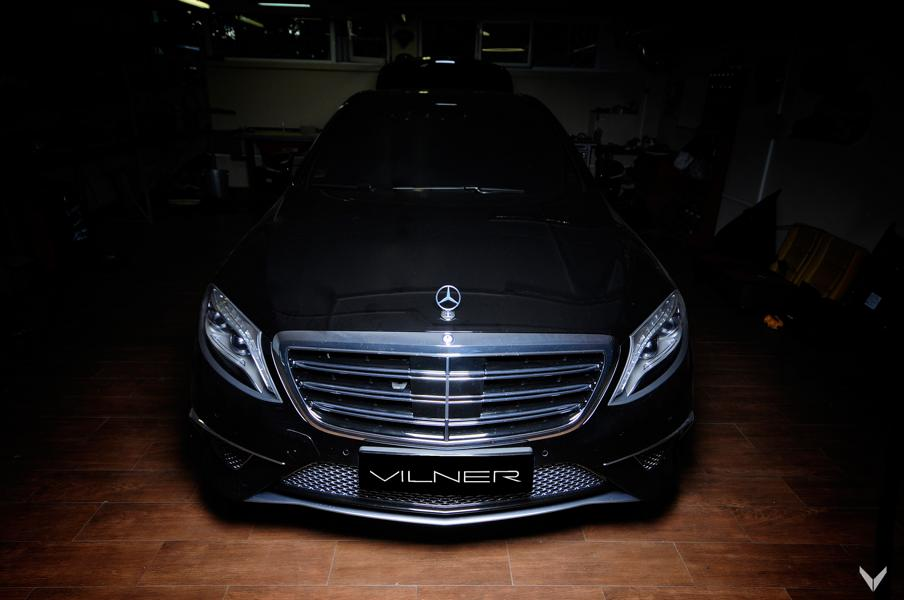 Vilner Mercedes Amg S63 W222 Tuning Interior 1 S Cl With From
