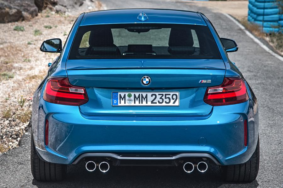 Widebody BMW M2 F87 Coupe tuning 1 Rendering: Widebody BMW M2 F87 Coupe by tuningblog.eu
