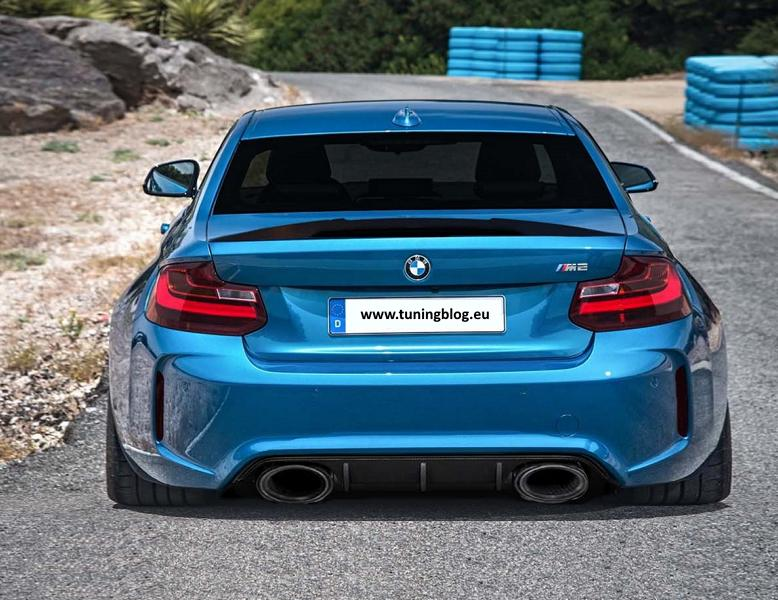 rendering widebody bmw m2 f87 coupe by. Black Bedroom Furniture Sets. Home Design Ideas