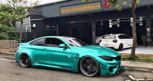 Widebody BMW M4 F82 Coupe Tuning 1 310x165 Vorschau: Neuer Audi A4 B9 RS4 Widebody by tuningblog.eu