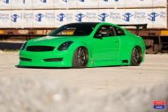 Widebody Infiniti G35 Vossen x Work Tuning 2 190x127 Extremer Widebody Infiniti G35 auf Vossen x Work wheels