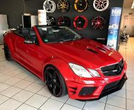Widebody Mercedes E Klasse Cabrio A207 Tuning 1 190x156 Widebody Mercedes E Klasse Cabrio A207 by FL Exclusive