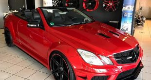 Widebody Mercedes E Klasse Cabrio A207 Tuning 1 310x165 Oberhammer   Widebody BMW M6 F13 by FL Exclusiv Carstyling