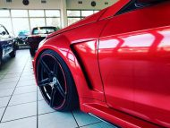 Widebody Mercedes E Klasse Cabrio A207 Tuning 3 190x143 Widebody Mercedes E Klasse Cabrio A207 by FL Exclusive