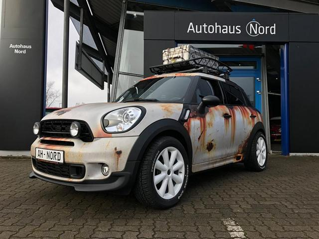 tiefer kann jeder mini countryman by autohaus nord gmbh. Black Bedroom Furniture Sets. Home Design Ideas