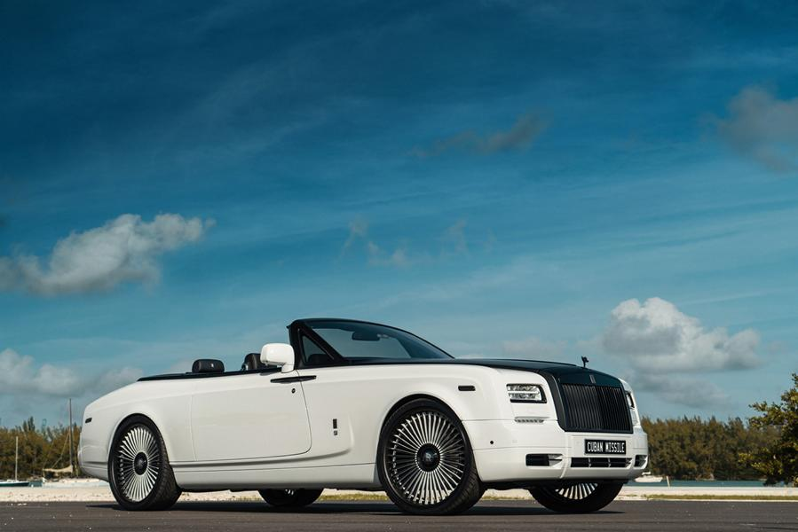 rolls royce phantom drophead coupe Tuning f452 5 26 Zöller am MC Customs Rolls Royce Phantom Drophead