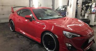 toyota gt86 bodykit remus tuning 9 310x165 Camber Style und Widebody Kit am Toyota GT86 Coupe