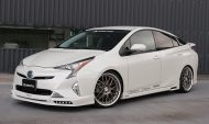 toyota prius kenstyle bodykit is tuning 1 190x113 Zurück in die 90er   2016 Toyota Prius mit Kenstyle Bodykit