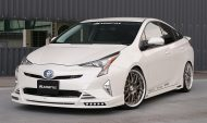 toyota prius kenstyle bodykit is tuning 3 190x113 Zurück in die 90er   2016 Toyota Prius mit Kenstyle Bodykit