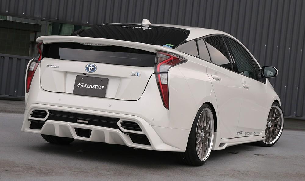 toyota prius kenstyle bodykit is tuning 5 Zurück in die 90er   2016 Toyota Prius mit Kenstyle Bodykit