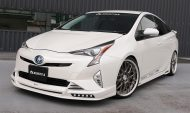toyota prius kenstyle bodykit is tuning 8 190x113 Zurück in die 90er   2016 Toyota Prius mit Kenstyle Bodykit