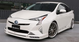 toyota prius kenstyle bodykit is tuning 8 310x165 Zurück in die 90er   2016 Toyota Prius mit Kenstyle Bodykit