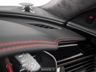 """""""The Flaming Ruby Project"""" Audi RS6 C7 Avant Interieur Tuning Neidfaktor 4 190x143 """"The Flaming Ruby Project""""   edles RS6 Interieur bei Neidfaktor"""