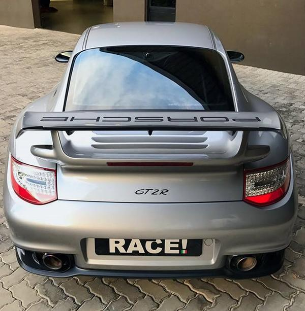 10 800PS im Porsche 997 GT2R vom Tuner RACE! SOUTH AFRICA