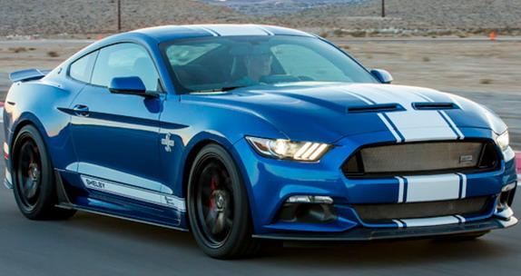 Video: 2017 Shelby Super Snake 50th Anniversary Edition
