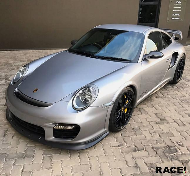 3 800PS im Porsche 997 GT2R vom Tuner RACE! SOUTH AFRICA