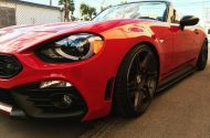 Abarth Fiat 124 Spider Madness Autoworks Tuning 2017 5 190x125 Abarth Fiat 124 Spider vom Tuner Madness Autoworks mit 200PS
