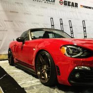 Abarth Fiat 124 Spider Madness Autoworks Tuning 2017 8 190x190 Abarth Fiat 124 Spider vom Tuner Madness Autoworks mit 200PS