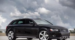 Audi A4 B8 Allroad Audi RS Rotor Tuning 4 310x165 Gelungene Optik   Audi A4 B8 Allroad auf Audi RS Felgen