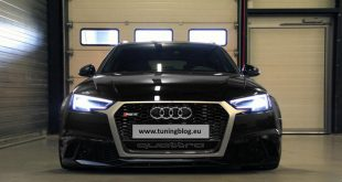 Audi A4 B9 Widebody 2017 2018 Tuning 1 310x165 Widebody Audi A4 RS4 B9 Limousine by tuningblog.eu