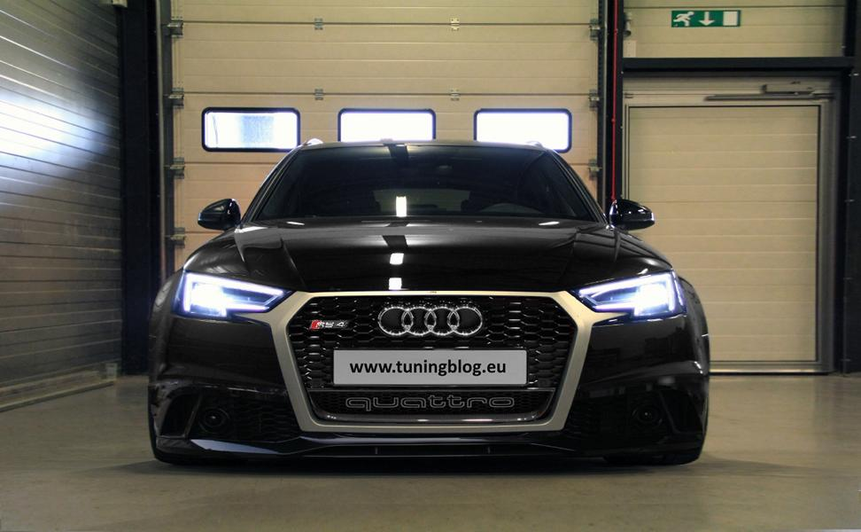 Widebody Audi A4 Rs4 B9 Limousine By Tuningblog Eu