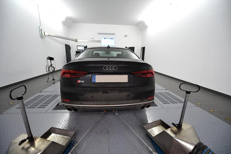 Audi A5 F5 Chiptuning Speed Buster 2 Neuer Audi A5 (F5) mit 420PS & 595NM von Speed Buster