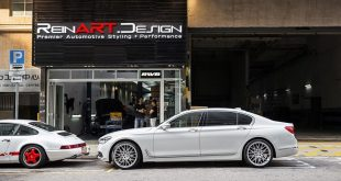 BMW 7er G12 21 Zoll PUR Wheels RS25 Tuning 9 310x165 Widebody Mini Cooper S auf 18 Zoll Rotiform CCV Alu's