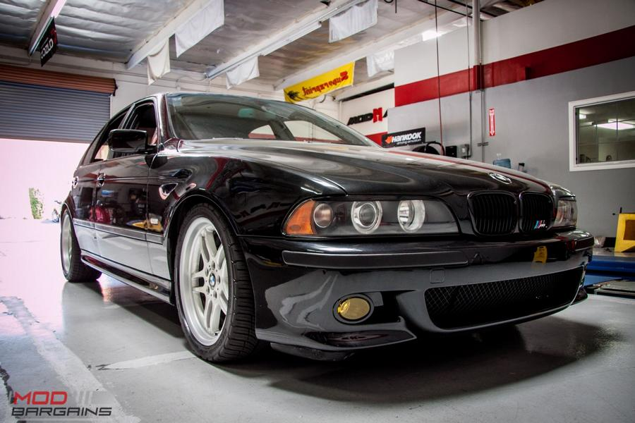 Timeless Beauty Dinan Bmw E39 540i From The Tuner Modbargains