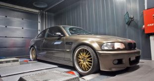 BMW E46 M3 Chiptuning 2 310x165 Heftig   Widebody BMW E46 M3 auf CCW Wheels in Phoenixgelb