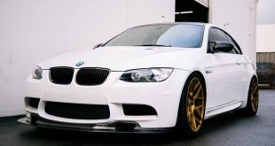 BMW E92 M3 Coupe Forcewerkz GT4 Spoiler HRE FF01 Tuning 1 310x165 Racing BMW E92 M3 Leichtbau von european auto source