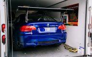 BMW E92 M3 Racing Fahrzeug Tuning 2 190x119 Racing BMW E92 M3 Leichtbau von european auto source