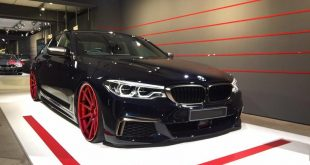 BMW G30 550i xdrive Tuning 310x165 Slammed Audi A7 RS7 auf ADV.1 Wheels by tuningblog.eu