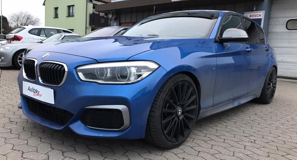 BMW M135i F20 Chiptuning 1 BMW M135i F20 mit strammen 420PS & 630NM by Aulitzky
