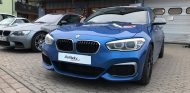 BMW M135i F20 Chiptuning 3 190x93 BMW M135i F20 mit strammen 420PS & 630NM by Aulitzky