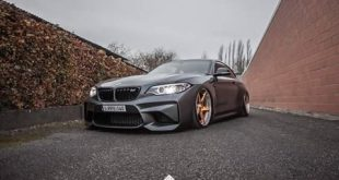 BMW M2 F87 Coupe Airride Tuning 2 310x165 Kean Suspensions BMW 745Le (G12) auf Brixton Alus